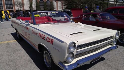 Mercury Comet Cyclone  Indianapolis Pace Car 1//64th Waterslide Decals White Car