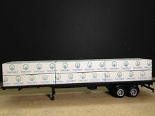 HO 1/87 Lumber Load - Idaho Forest Group to fit 48' HO flatbed Semi Trailer