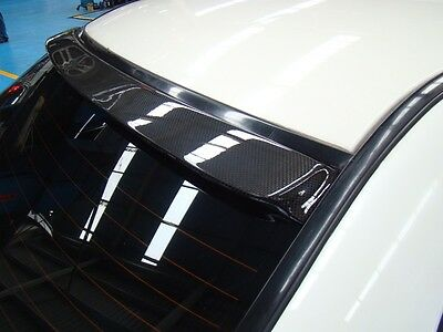 93-01 JDM Carbon Rear Window Spoiler Subaru Impreza WRX STi GC8 2.5RS
