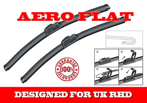 "Onwards BRAND NEW FRONT WINDSCREEN WIPER BLADES 24/""18/"" VAUXHALL Insignia 2008"