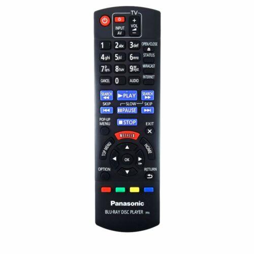Genuine Panasonic DMP-BDT230 Blu-Ray Remote Control