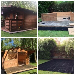 ECO-Garden-Shed-Base-Grid-Mats-6m-x-5-5m-ALL-SIZES-grass-gravel-drive-grids