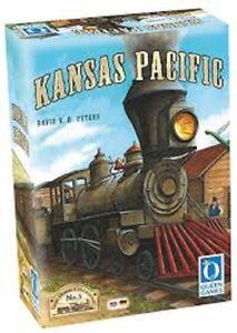 Kansas Pacífico Juego De Mesa Nuevo Y Sellado  </span>