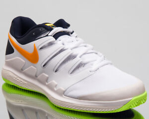 Nike Air Zoom Vapor X Clay Tennis Shoes Phantom Orange Peel Sneakers ... d00a67caad0