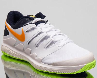 Nike Luft Zoom Verdunsten X Clay Tennisschuhe Phantom Orange Peel Sneakers | eBay