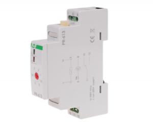 F-amp-F-PR-613-Prioritaet-Strom-Relais-230V-AC-15A-1x-NO-NC-Steuerung-Uberwachung