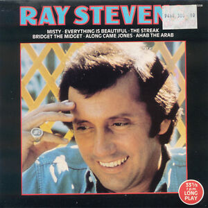 RAY-STEVENS-Misty-Ahab-The-Arab-UK-Press-Scoop-33-7SR-5008-1983-Six-Songs-EP