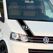 Sombrero Rayas Gráfico pegatina Vw Volkswagen Transporter T4 T5 Caddy Van Golf # 2