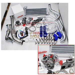 Turbonetics Turbo Kit RSX DC Bolt On Types K EBay - Acura rsx type s turbo kit