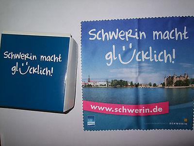 Brillenputztuch Schwerin