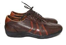 Allen Edmonds Traveler Shoes Brown Leather Oxford Casual Dress Mens Sz 10 D