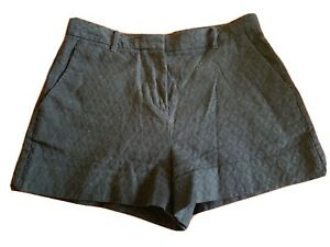 Gap-Black-Tailored-Shorts-UK8