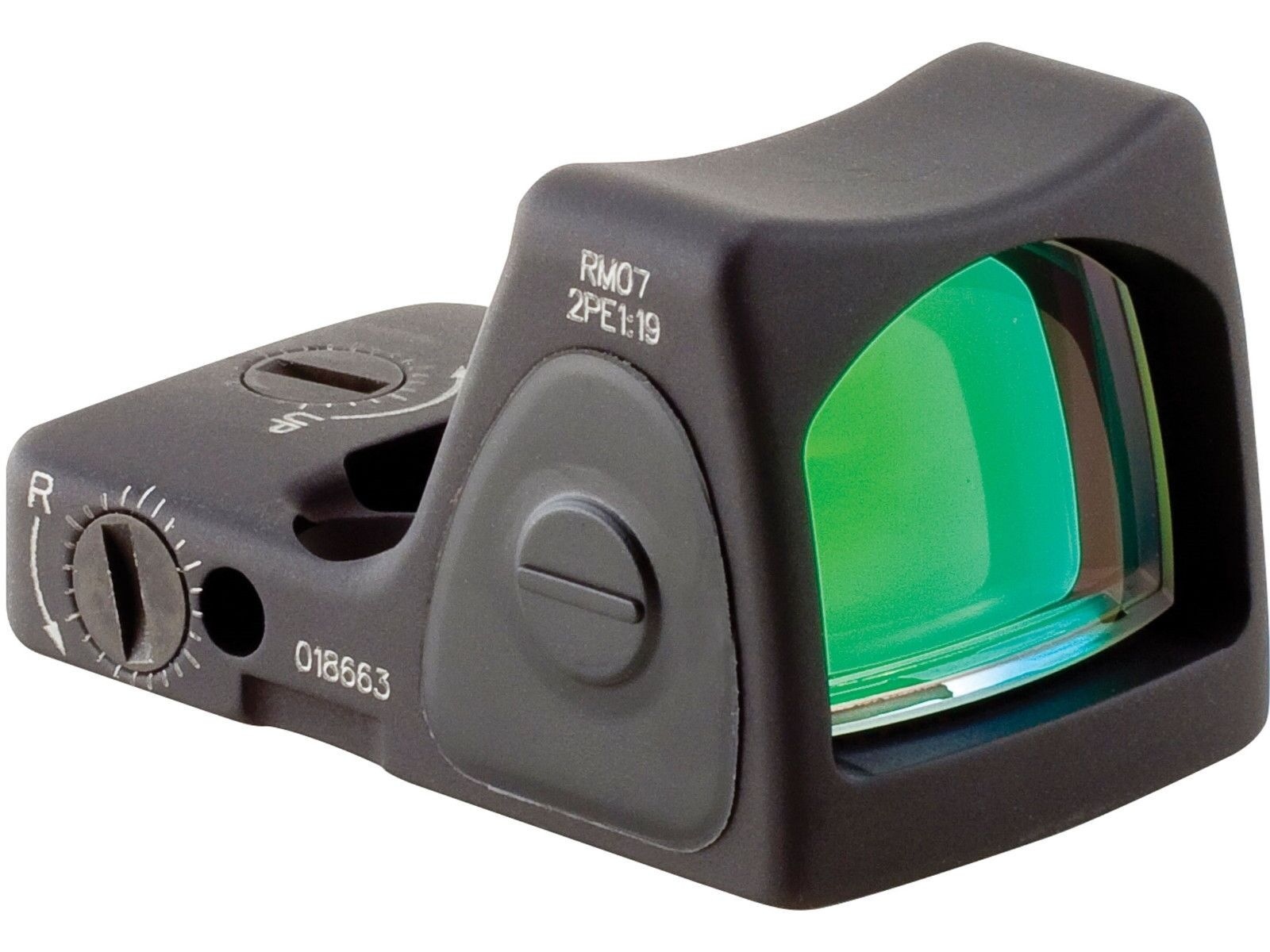 Trijicon RMR Reflex Red Dot Sight Adjustable LED 6.5 MOA RM07