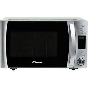 Candy SDA CMXW 30DS-UK 900 Watt Microwave Silver New from AO