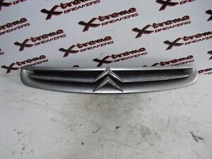 CITROEN-XSARA-PICASSO-2000-2007-FRONT-BUMPER-BONNET-UPPER-CENTRE-GRILL-XBGL0034