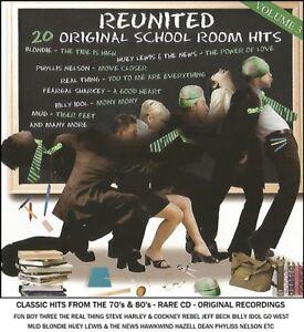 Best-Greatest-Hits-70-039-s-80-039-s-CD-Hazell-Dean-Feargal-Sharkey-Mud-Go-West-Blondie