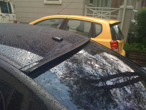 Painted Roof Spoiler for Honda Accord 8th generation EX-L Coupe 2D US 2011-2012