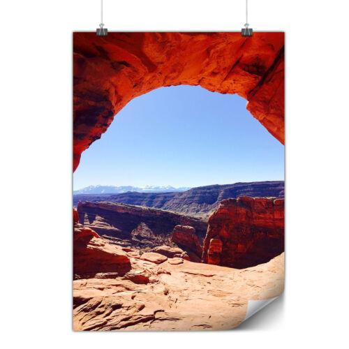 Grand Canyon Photo Matte//Glossy PosterWellcoda