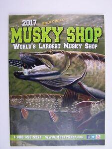 Rollie & Helen's 2017 Musky Shop Fishing Tackle Catalog