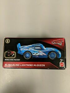 DISNEY-PIXAR-CARS-BOX-BLING-BLING-LIGHTNING-MCQUEEN-FDF77-RARE
