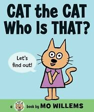 Cat the Cat, Who Is That?-ExLibrary