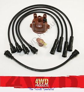Ignition-Lead-kit-Suzuki-Sierra-SJ50-SJ70-SJ80-1-3-G13A-G13BA-84-98
