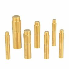 12 Flutes 5.5mm-9.0mm Rifling Button Hard Alloy Chamber Helical Machine Reamer
