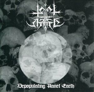 TOTAL-HATE-Depopulating-Planet-Earth-CD