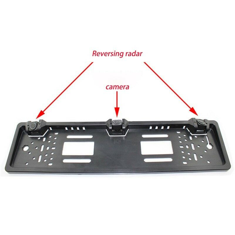 License Plate Parking Sensor With HD Rear View Camera   Port Elizabeth    Gumtree Classifieds South Africa   218524447