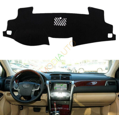 Interior Dashboard Dash Mat DashMat Sun Cover Pad For Toyota Camry 2012-2017