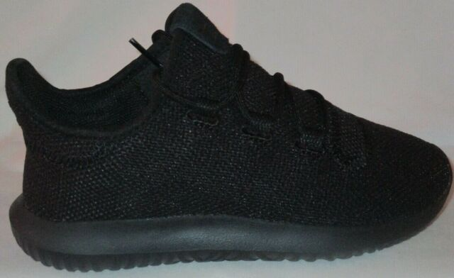 low priced bf1ae ff71a adidas Tubular Shadow Little Kids CP9469 Black Athletic Shoes Youth Size 3