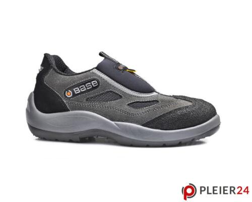 Travail Chaussures sans lacets base quark s1p src ESD cuir Chaussures de sécurité