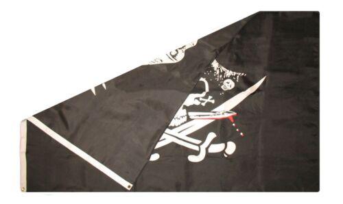 4X6 Deadman Chest Pirate Flag Large Ship Banner Jolly Roger Tricorner Dead Man