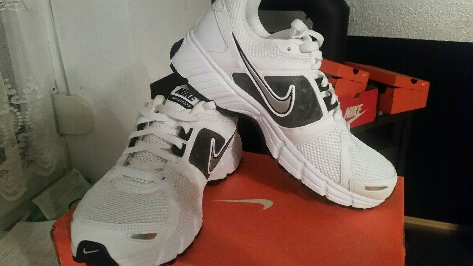 Nike Airlines Citius+4  Weiß   42,5