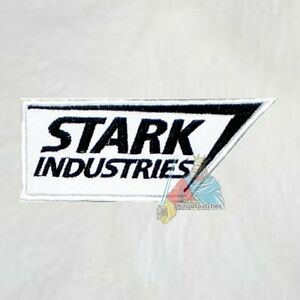 Stark industries logo embroidered patch marvel comics tony iron man image is loading stark industries logo embroidered patch marvel comics tony colourmoves