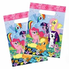 My Little Pony Birthday Party Treat/ Favor Bags 8ct
