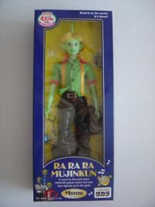 TAKARA-RA-RA-RA-MUJINKUN-Mumu-Retro-Doll-1998-New-Unopended-Unused-Made-in-Japan
