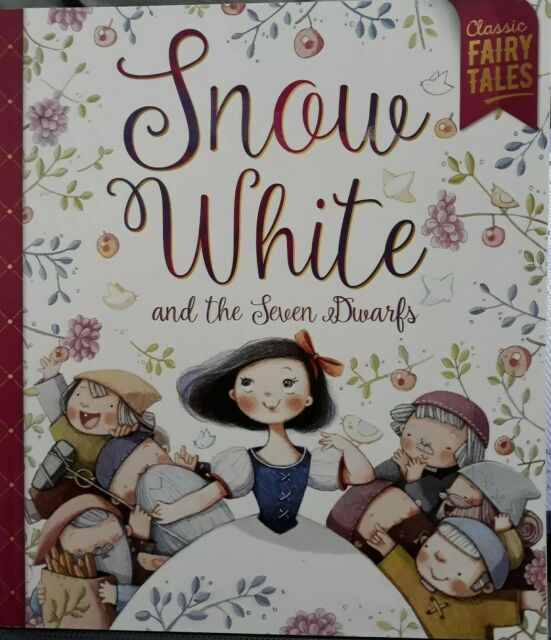 New - Snow White and the Seven Dwarfs