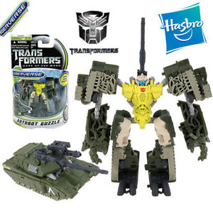 image is loading hasbro transformers dotm cyberverse commander autobot guzzle action