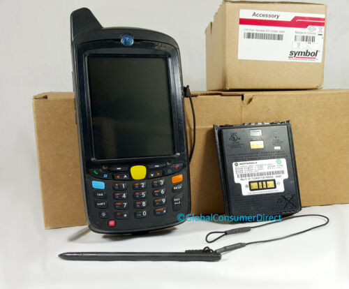 Cradle MC55 MC5574-PYCDURRA9WR Motorola 1D NUMERIC Camera GSM Barcode Scanner