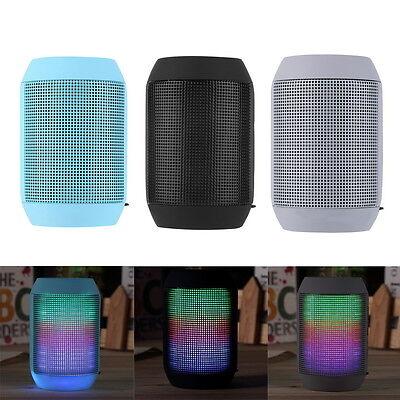 Pulse Wireless Portable Mini Speaker With led For Smartphone KK