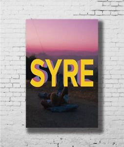 24x36 14x21 40 Poster Jaden Smith SYRE 2017 Music Album Art Hot P-4121