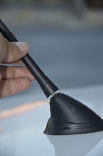 Peugeot 308 Caucho Negro Recambio Am//Fm Aérea Mástil para Antena de Techo