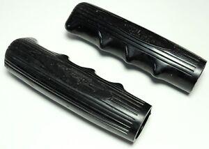 Cruiser//Comfort Bicycle Handlebar Grips 7//8 Inch Black