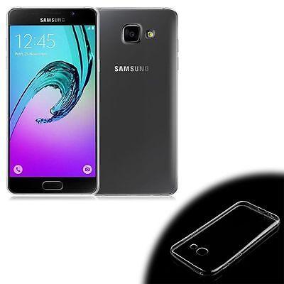 Ultra Slim TPU Clear Soft Transparent Silicone Back Case Cover Fr Samsung Galaxy