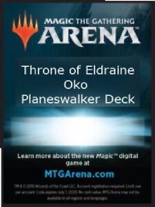MTG-Magic-Arena-Planeswalker-Deck-Code-Full-Deck-Code-Throne-of-Eldraine