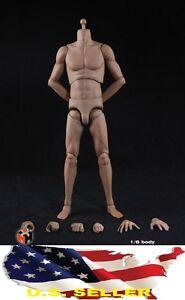 5ad69c8a5c5 HAOYU 1/6 Super Sport Muscular Male Narrow Shoulders TAN Body for ...