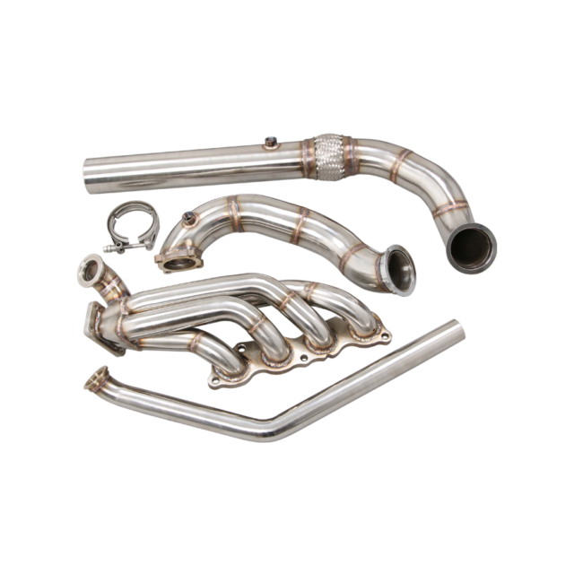 CXRacing Turbo Manifold Kit For 1992-1995 Honda Civic EG