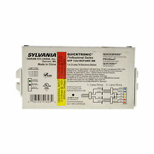 QTP1//2X18CF//UNVDS Compact Fluorescent Ballast Sylvania 51811