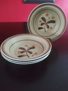 Premiere-Potterskraft-Wild-Berries-P5026-Set-of-4-Salad-Bowls-7-1-2